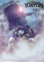 TMNT_ Donatello_2014 by FleshCreature