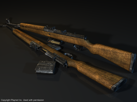 GeW.43 Semiautomatic Rifle by Volcol
