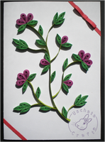 Quilling - card 62 by Eti-chan