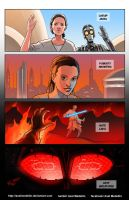 TLIID 326. Darth Vader in 4 panels and 8 words by AxelMedellin