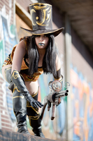 Caitlyn Cosplay: That one's mine! by MomoeHamaguchi