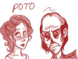 POTO sketches by sunni-sideup