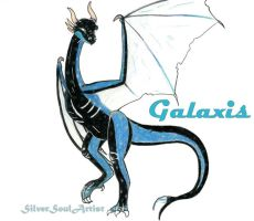 Galaxis the Star Wyvern by SilverSoulArtist