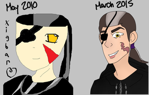 5 Year Improvement by Hushed-Human