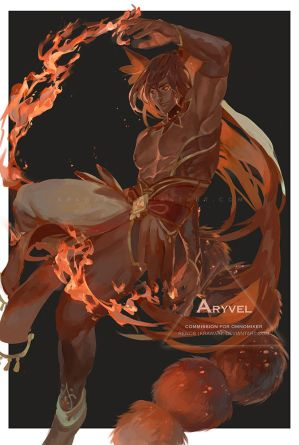 Burn to Ashes by Krawark