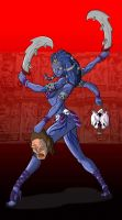 Kali by Mike-Tr