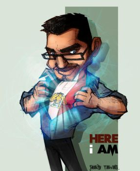 Here I am by ShadyDesigns