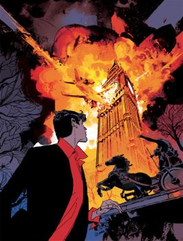 DYLAN DOG 370 Cover by GigiCave