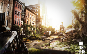 The Last of Us by MoZzAFlawless