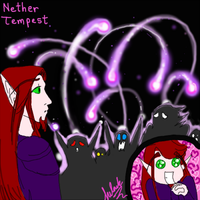 Nether Tempest spell by hclark