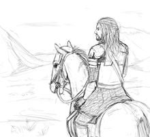 Eomer son of Eomund by Eleaun