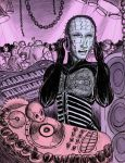 pinhead has music in his heart to show us by Hichcoot