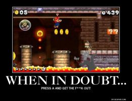 When in doubt... by invadersharie