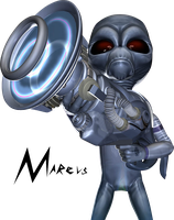 Destroy All Humans Render by mareusio