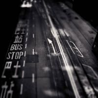 Road rules study V by GillesMaselli