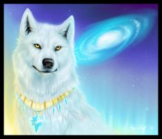 Wolf of Heaven by Starcanis
