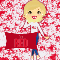 Nena RED by iHeartBelieber