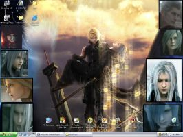 Advent Children Theme by Spardeth