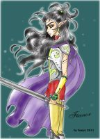 Feanor - Good day to die by Celerana-chan
