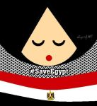 #SaveEgypt by alyanayla