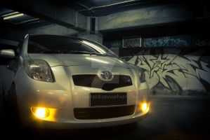 Toyota Yaris Photo by Estonteco