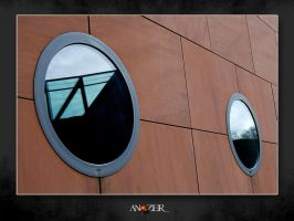 BUILDING EYES by ANOZER