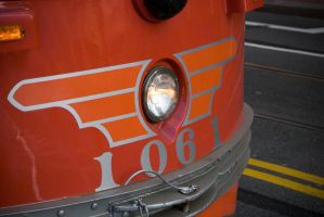 Street Car in San Francisco 2 by IanTheRed