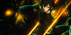 Lelouch signature by JoshPattenDesigns