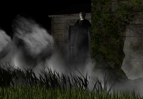 Slender Man by littlejohn123