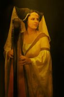 The Harp by fantasio