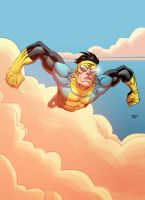 Invincible by Marcelo-Costa