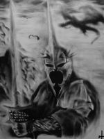 Witch-king of Angmar by Shuuichi91