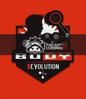 BODY EVOLUTION Logo by ruados