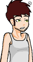 Unanimated Talksprite: Josh by ZashaChan
