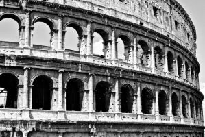 Colosseum One by MelanieMaterne