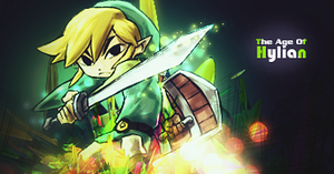 The Age Of The Hylian by GreenMotion