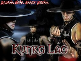 Kung Lao by ArcanaHunkCamreKaenz