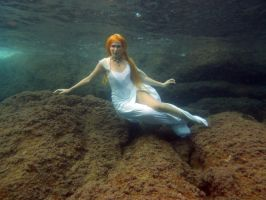 Mermaid - Tethys 13 by Jaymasee