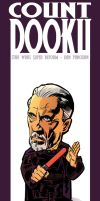 Count Dooku Bookmark by urban-barbarian