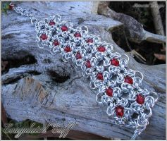 Coagulated Cuff by immortaldesigns