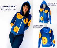 Dragon Ball Dragonball Z Cosplay Hoodie by DarlingArmy