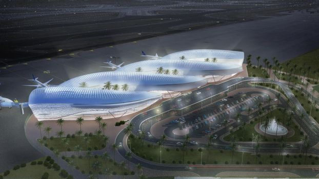 Abha Airport Proposal 5 by M-Salman