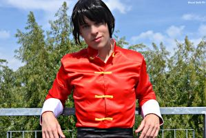 Ranma Cosplay by Alexcloudsquall