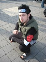 Asuma Cosplay by Trin-chan