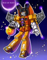 Trick or Treat by mucun