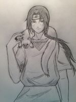 Itachi by JainaNaberrie