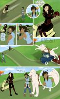 Korra's Ride by blindbandit5