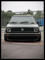 Golf II by Andso