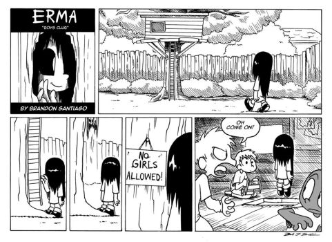 Erma- Boys Club by BJSinc