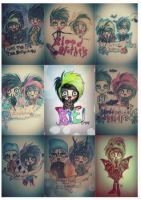 Botdf art! by KyraWalsh